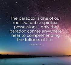 Paradoks, Jung
